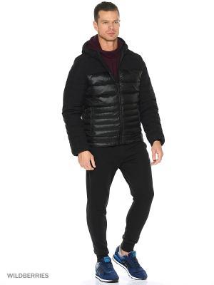 Куртка COSY DOWN JKT Adidas. Цвет: черный