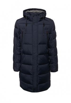 Куртка утепленная Malinardi. Цвет: синий