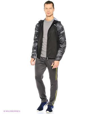 Куртка NightCat Jacket Puma. Цвет: черный