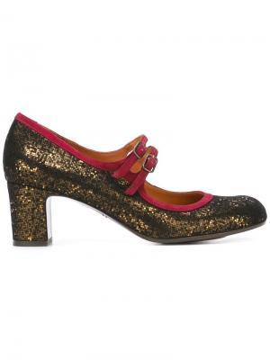 Туфли-лодочки Juntos Chie Mihara. Цвет: чёрный