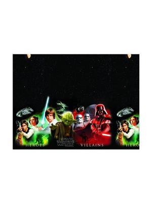 Скатерть  Звездные Войны 120x180 см Procos. Цвет: черный