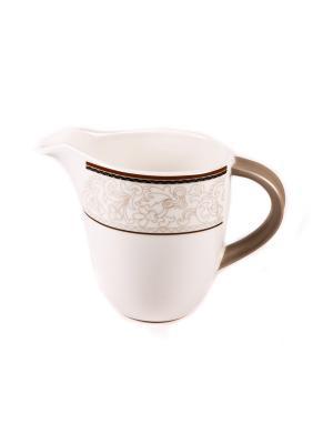 Сливочник 0,3 л. Кассие Royal Porcelain. Цвет: белый