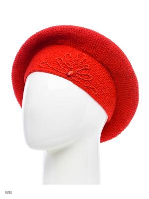 Шляпа Делюкс ТТ. Цвет: красный