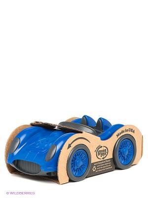 Игрушка Машинка гоночная Green Toys. Цвет: синий