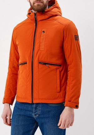 Куртка утепленная Winterra. Цвет: оранжевый