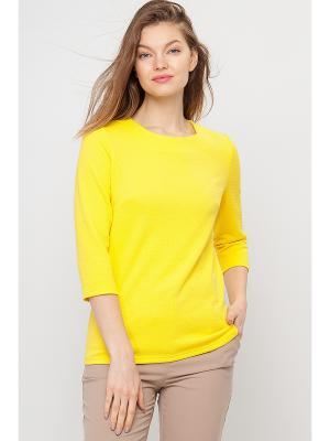 Джемперы Limonti. Цвет: желтый