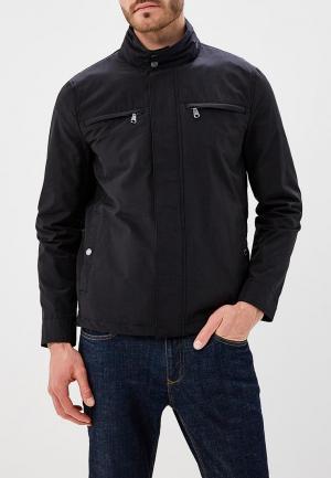 Куртка Geox. Цвет: черный