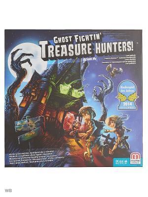 Охотники за сокровищами Mattel. Цвет: черный, темно-синий