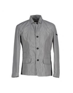 Куртка ESSENZA. Цвет: серый