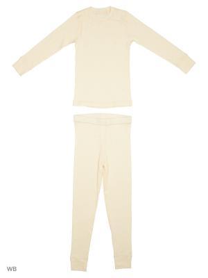 Термокомплект Dr.Wool. Цвет: молочный