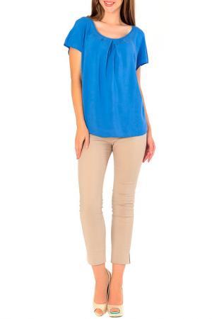 Джемпер S&A style. Цвет: голубой