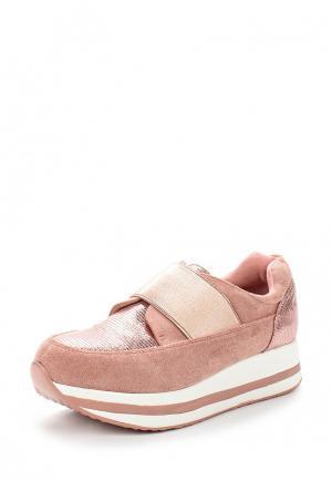 Кроссовки Marquiiz. Цвет: розовый