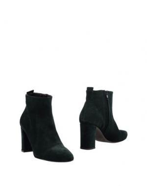 Полусапоги и высокие ботинки BAGATT. Цвет: темно-зеленый