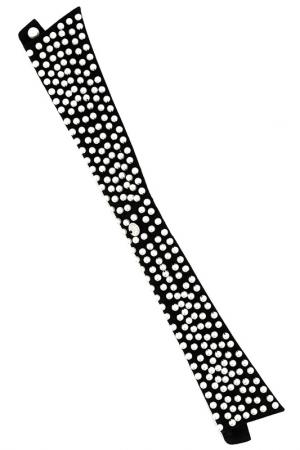 Воротник Armani Jeans. Цвет: черный