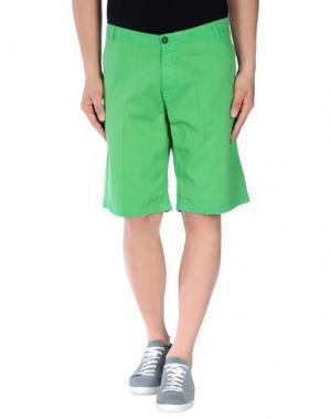 Бермуды MACCHIA J. Цвет: зеленый