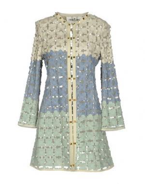 Легкое пальто CABAN ROMANTIC. Цвет: грифельно-синий