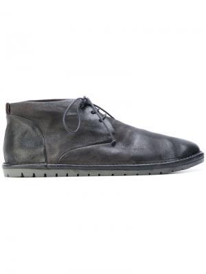 Worn out effect boots Marsèll. Цвет: серый