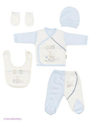 Подарочный набор Bebitof Baby. Цвет: голубой