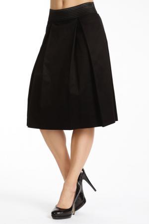 Skirt Didier Parakian. Цвет: 10-noir
