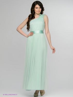 Платье APART. Цвет: бирюзовый