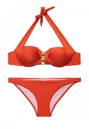 Купальник Marc&Andre. Цвет: оранжевый