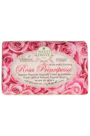 Мыло роза принцесса Nesti Dante. Цвет: none