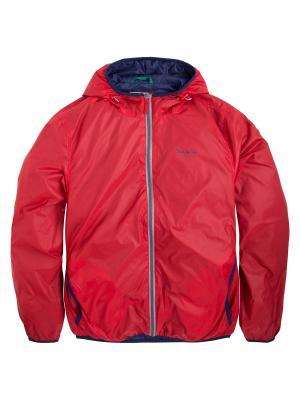 Куртка PEPE JEANS LONDON. Цвет: красный