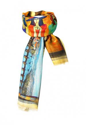 Палантин ROB-ART. Цвет: разноцветный