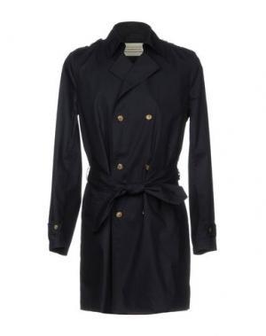 Легкое пальто ..,BEAUCOUP. Цвет: темно-синий