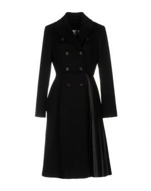 Пальто VIONNET. Цвет: черный