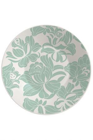 Тарелка 22 см Biona. Цвет: серый
