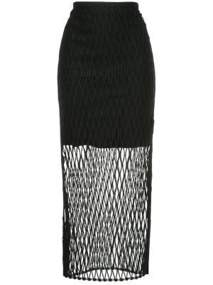 Юбка Ropes & Cords Manning Cartell. Цвет: чёрный