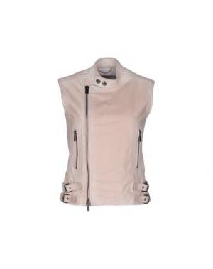 Куртка VINTAGE DE LUXE. Цвет: розовый