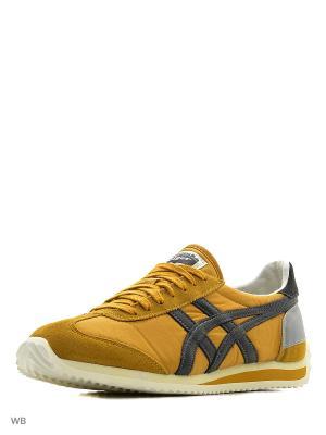 Кроссовки CALIFORNIA 78 OG VIN ONITSUKA TIGER. Цвет: желтый, серый