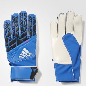 Вратарские перчатки ACE JUNIOR  Performance adidas. Цвет: черный