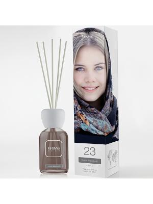 Аромадиффузор/EASY/№23 SIBERIAN LEATHER 250 мл Mr&Mrs Fragrance. Цвет: серый
