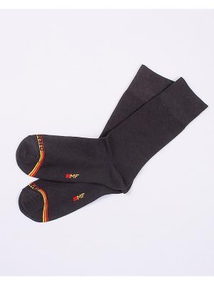 Носки мужские Mark Formelle. Цвет: серый