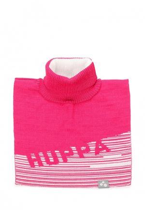 Воротник Huppa. Цвет: розовый