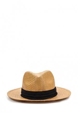 Шляпа Roxy. Цвет: коричневый