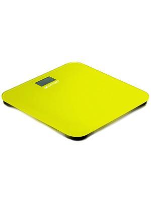 Весы напольные КТ-804-4 желтые Kitfort. Цвет: желтый