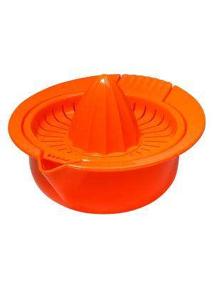 Соковыжималка Migura. Цвет: оранжевый