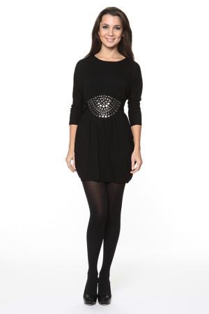 Платье-туника Piamente. Цвет: черный