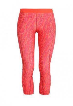Капри Nike. Цвет: оранжевый