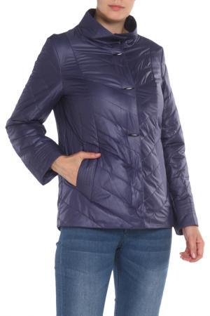 Куртка MONTSERRAT. Цвет: синий