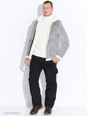 Куртки Shelter. Цвет: серый