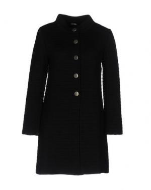 Легкое пальто CHARLOTT. Цвет: черный