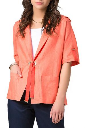 Куртка Helmidge. Цвет: оранжевый