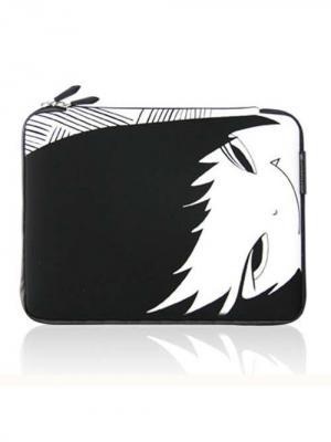 Чехол для MacBook 15.4 Вампир Kawaii Factory. Цвет: черный