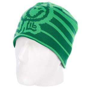 Шапка  Turner Beanie Green - Подарок Lib Tech. Цвет: зеленый