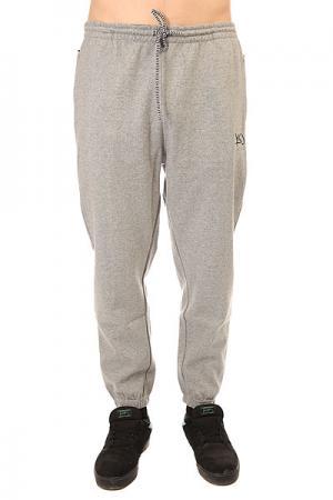 Штаны спортивные  Hardwood Sweatpants Grey K1X. Цвет: серый